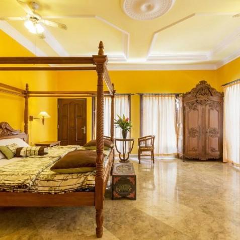 Krishna Suite - Bali Vitality Detox Retreats - Ubud, Bali, Indonesia