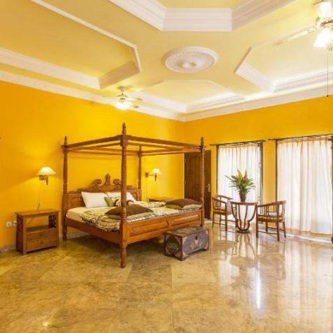 Saraswati Suite - Bali Vitality Detox Retreats - Ubud, Bali, Indonesia