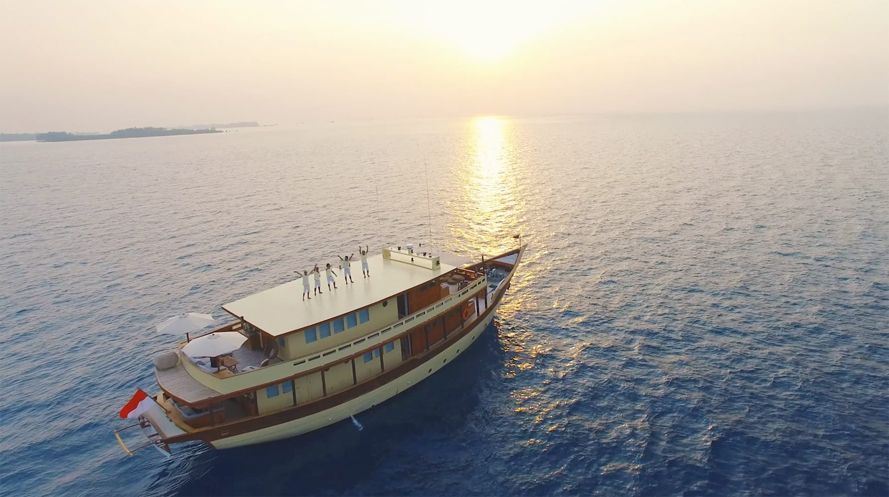 Mischief - Luxury Indonesian Yacht Charter