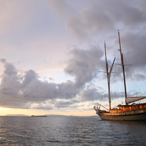 Lamima - Luxury Indonesian Yacht Charter