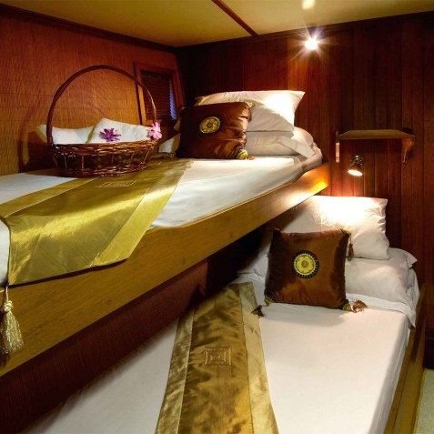 Raja Laut - Luxury Indonesian Charter Yacht