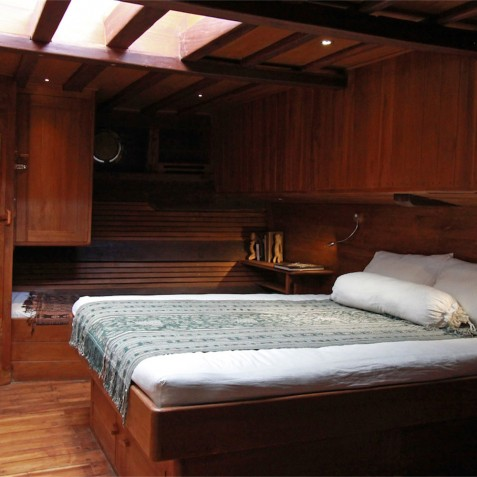 Carpe Diem - Indonesian Phinisi Yacht Charter