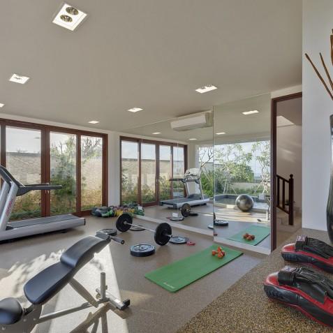 Pandawa Cliff Estate - Gym
