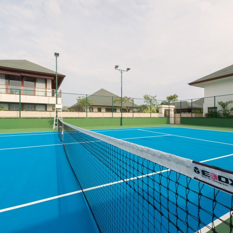 Pandawa Cliff Estate - Tennis Court