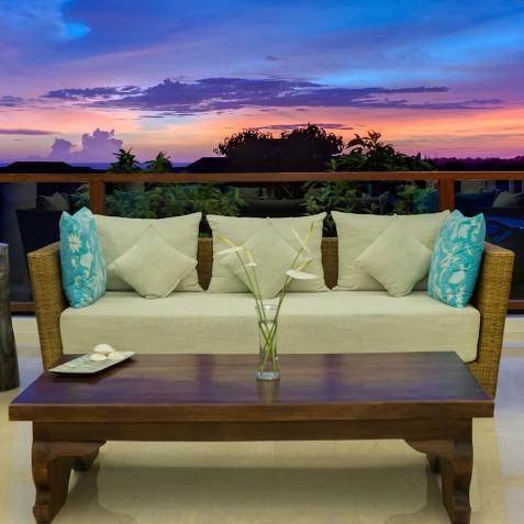 Pandawa Cliff Estate - Villa Rose
