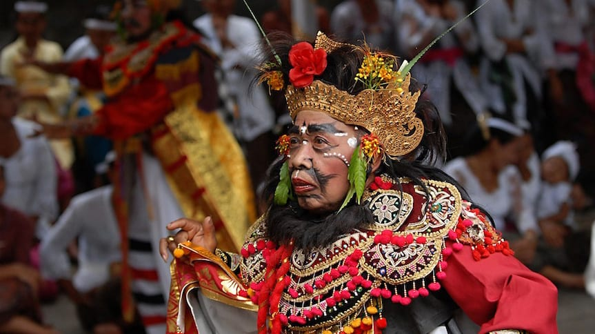 The Fascinating World of Balinese Dance