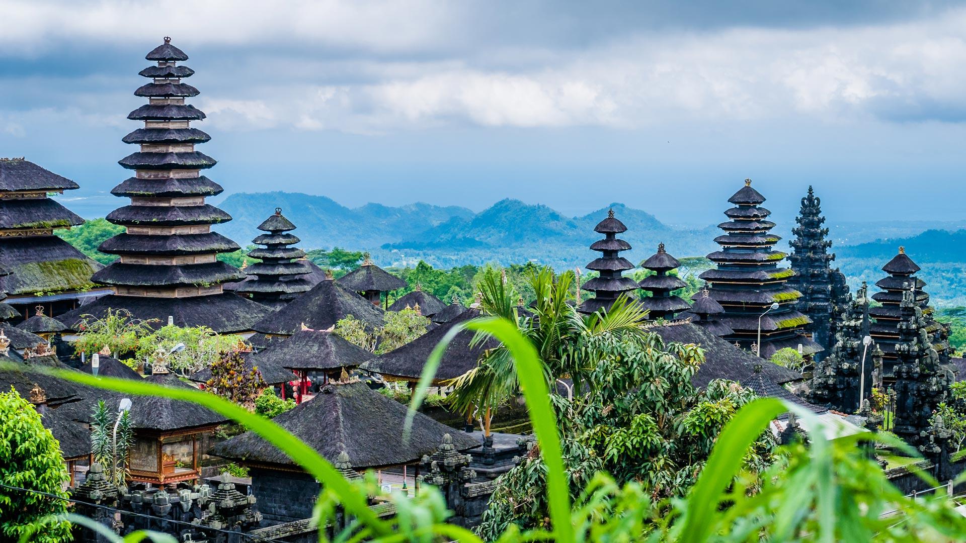 Pura Besakih - Mother Temple, Bali