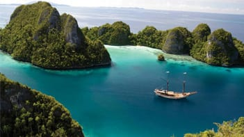 Indonesian Yacht Charters - Cruises & Sailing Holidays in Indonesia