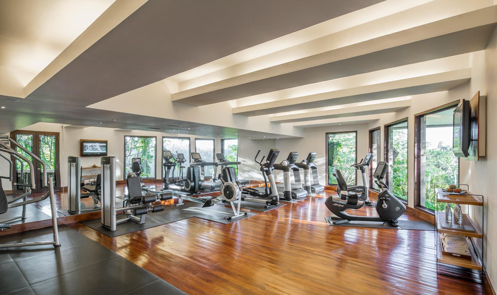 Bali Villas with Gyms - Ultimate Bali Luxury Villas