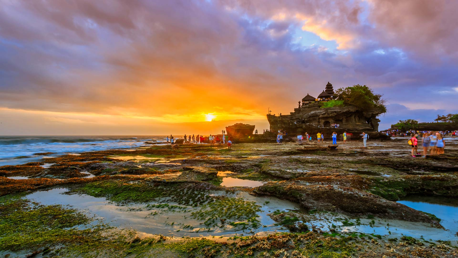 Tanah Lot Temple - Ultimate Bali