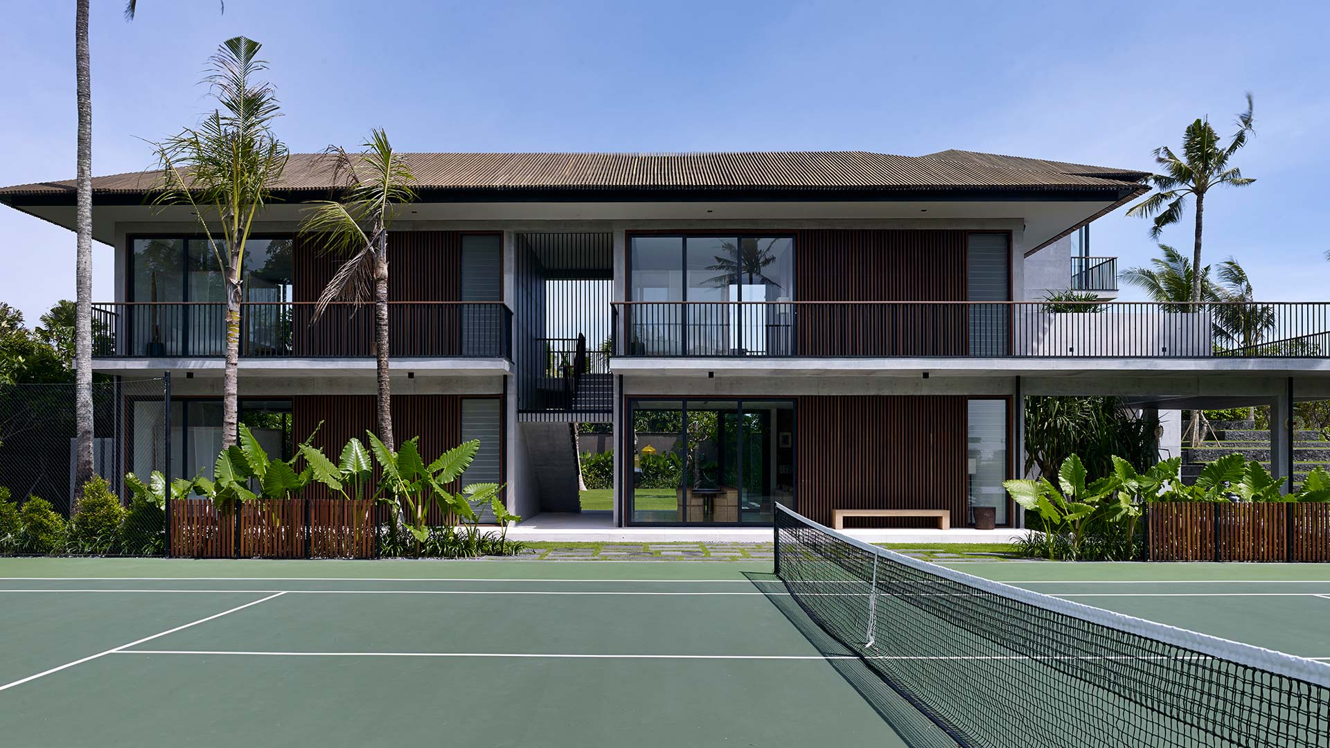 Bali Villas with Tennis Courts - Ultimate Bali Luxury Villas