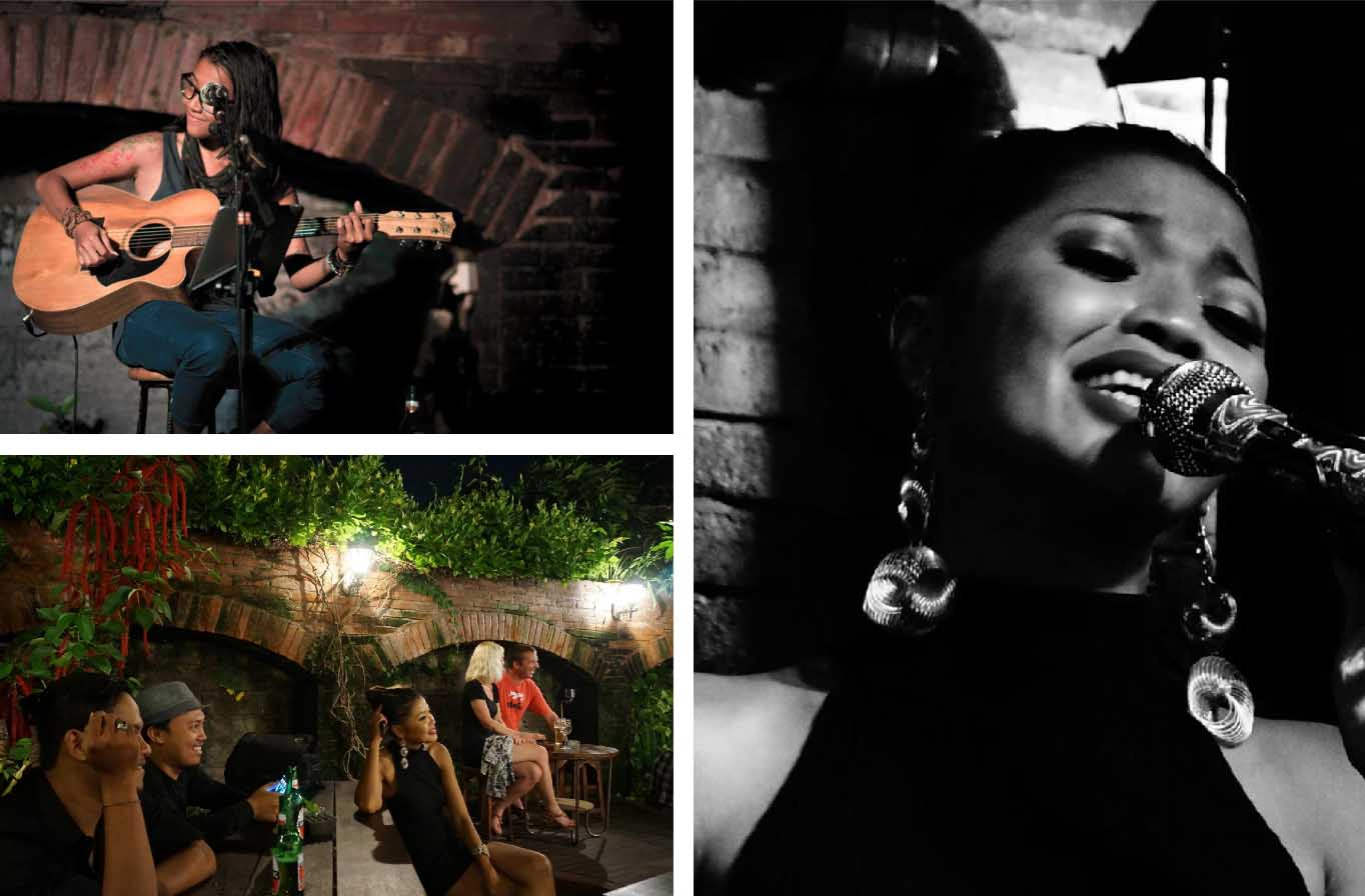 The Orchard Bar & Restaurant - Live Music Bali