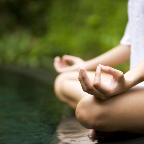 Sukhavati Ayurvedic Retreat & Spa, Bali - Meditation