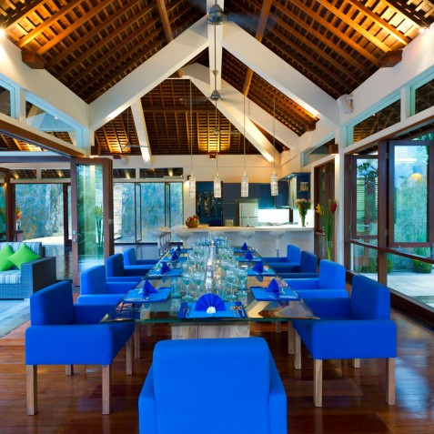 The Arsana Estate - Dining Room - Tabanan, Bali