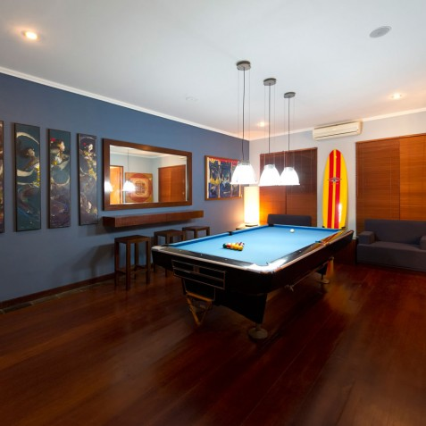 The Arsana Estate - Games Room - Tabanan, Bali
