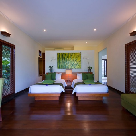 The Arsana Estate - Green Guest Suite - Tabanan, Bali