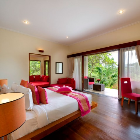 The Arsana Estate - Red Guest Suite - Tabanan, Bali