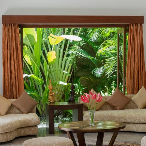 Villa Kalimaya IV - Living Area - Seminyak, Bali