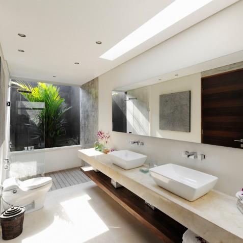 The Layar - 1 Bedroom Villa - Bathroom Interior - Seminyak, Bali