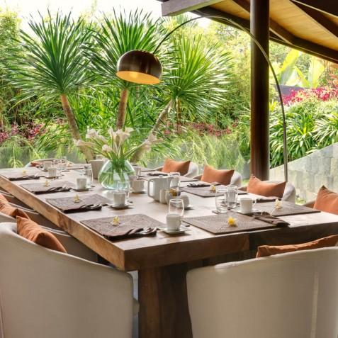 The Layar - 4 Bedroom Villa - Dining - Seminyak, Bali