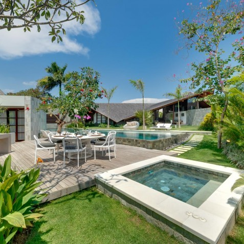 The Layar - 4 Bedroom Villa - The Villa - Seminyak, Bali