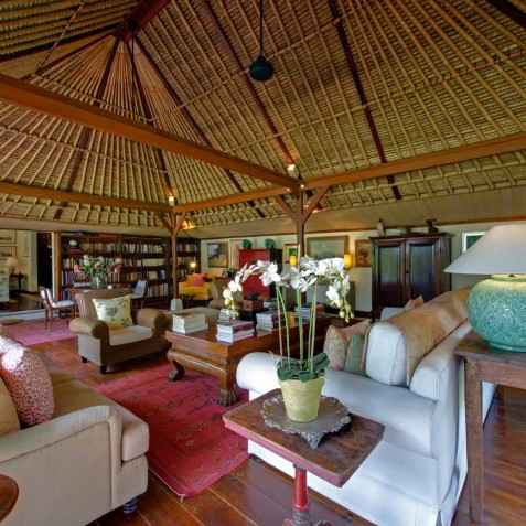 The Orchard House - Living Room - Seminyak, Bali