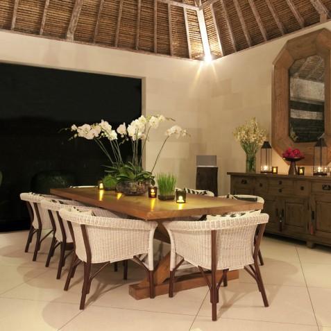 Villa Adasa - Dining Room - Seminyak, Bali