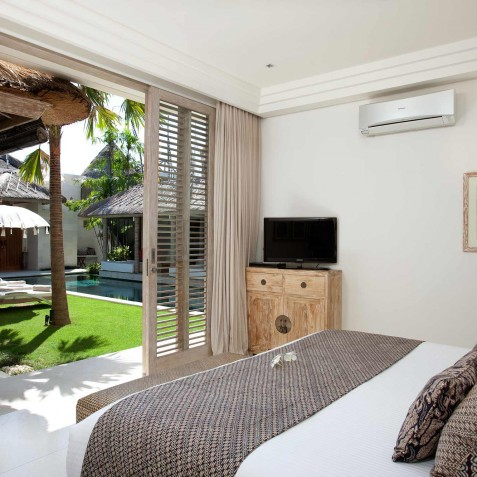 Villa Adasa - Guest Bedroom Two - Seminyak, Bali