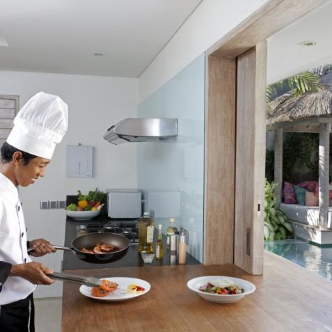 Villa Adasa - In House Chef - Seminyak, Bali