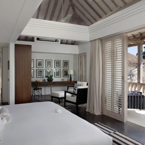 Villa Adasa - Master Bedroom - Seminyak, Bali