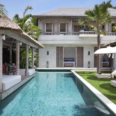 Villa Adasa - The Pool - Seminyak, Bali