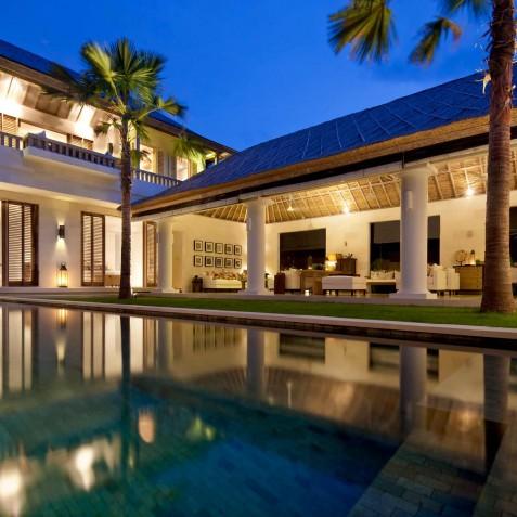 Villa Adasa - Villa Adasa by Night - Seminyak, Bali