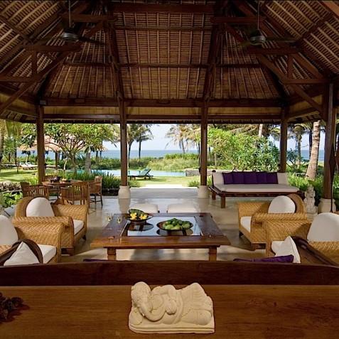 Villa Arika Bali - Outdoor Living - Canggu, Bali