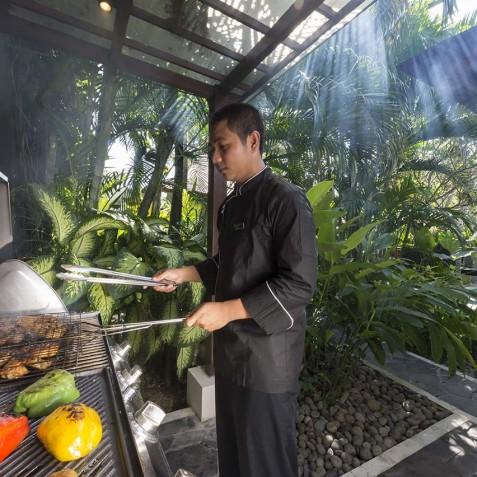 Villa Asta Bali - Chef and BBQ - Seminyak, Bali
