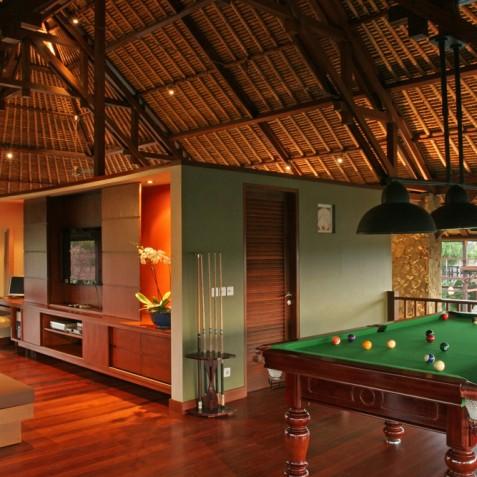 Villa Asta Bali - Games Room - Seminyak, Bali