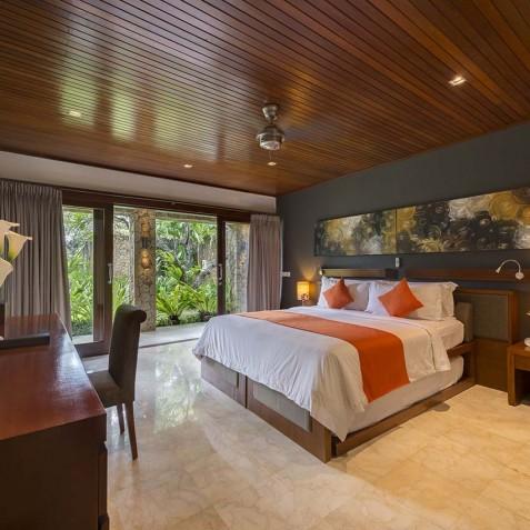 Villa Asta Bali - Guest Bedroom Three - Seminyak, Bali