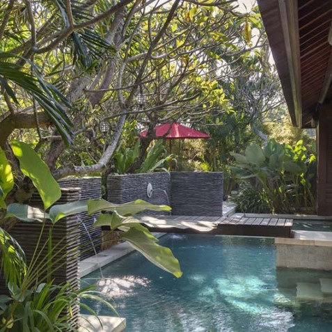 Villa Asta Bali - Master Bedroom Plunge Pools - Seminyak, Bali