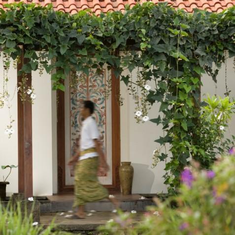 Villa Bayad Bali - Klung Kung Entrance - Ubud, Bali