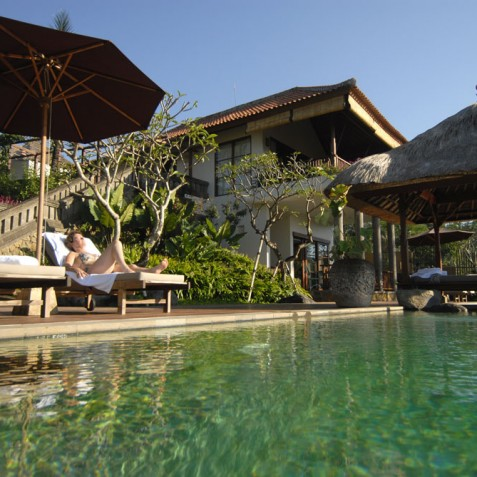 Villa Bayad Bali - Morning Views - Ubud, Bali
