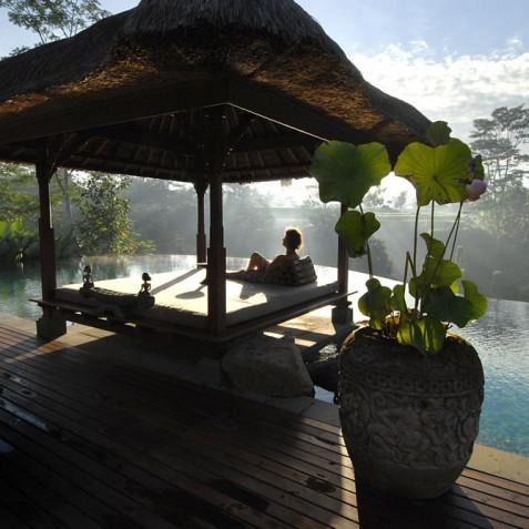 Villa Bayad Bali - Pool Bale - Ubud, Bali