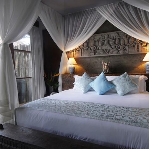 Villa Bayad Bali - Singaraja House Bedroom - Ubud, Bali