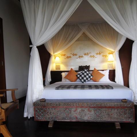 Villa Bayad Bali - Ubud House Bedroom - Ubud, Bali