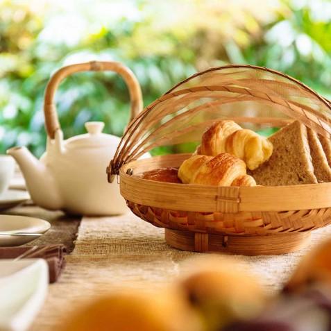Villa Belong Dua - Seseh-Tanah Lot, Bali - Breakfast