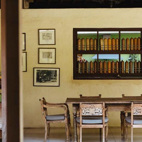 Villa Belong Dua - Seseh-Tanah Lot, Bali - Dining Room