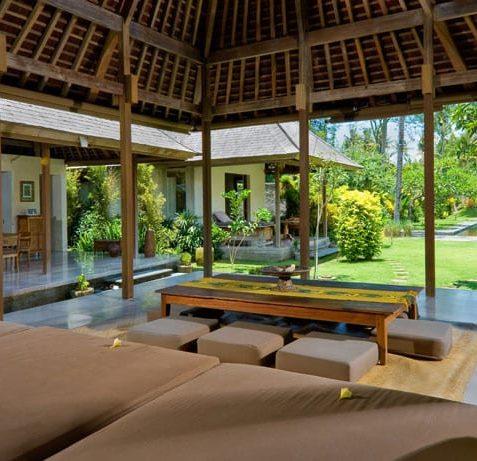Villa Belong Dua - Seseh-Tanah Lot, Bali - Living Pavilion