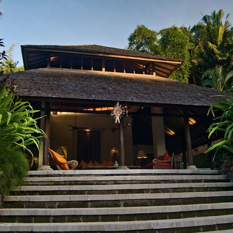 Villa Bougainvillea Bali - Lounge from Pool - Canggu, Bali