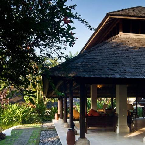 Villa Bougainvillea Bali - Main Pavilion - Canggu, Bali