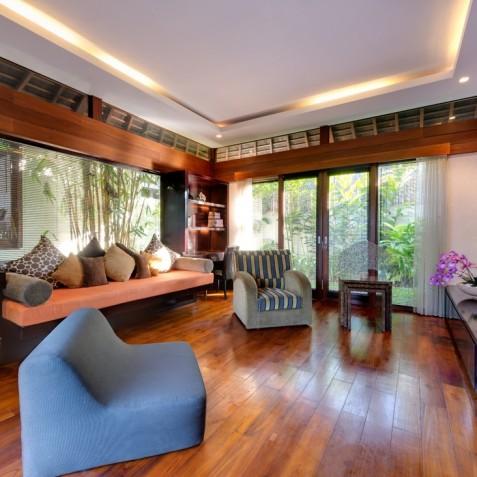 Villa Bunga Pangi Bali - Media Room - Canggu, Bali