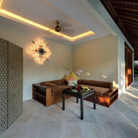Villa Bunga Pangi Bali - Relaxation Area - Canggu, Bali