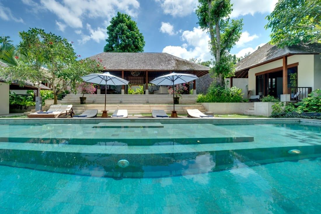 Villa Bunga Pangi Bali - Swimming Pool - Canggu, Bali